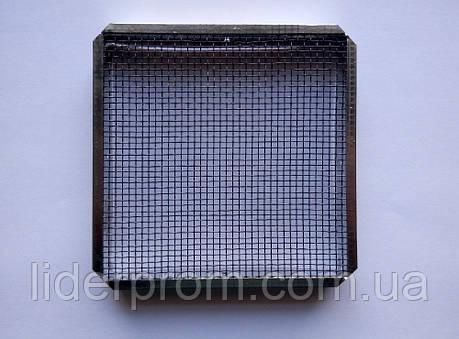 Колпачок для матки квадратный 120х120 мм (металлический), фото 2
