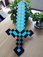 Майнкрафт меч оружие 60 см, фото 1