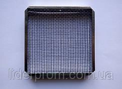 Колпачок для матки квадратный 90 х 90 мм (металлический)