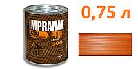 IMPRANAL PROFI Стійкий лазурний лак (Вишня; 0,75 л.), фото 1