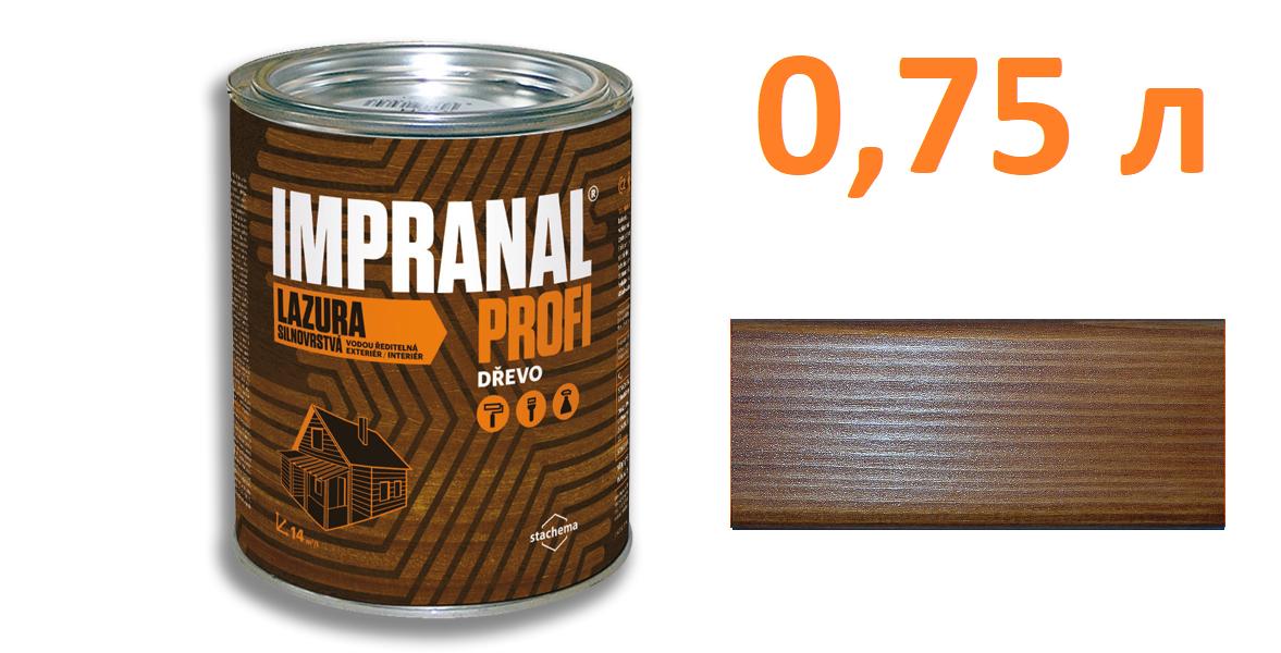 IMPRANAL PROFI Стійкий лазурний лак (Золотий дуб; 0,75 л.)
