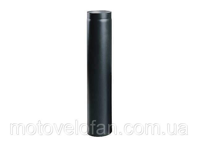 Дымоходная Труба 1000 мм Ø180 мм из черной стали