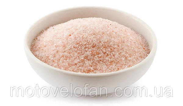 """Гималайская розовая соль """"пудра"""" 1 кг для бани и сауны"""