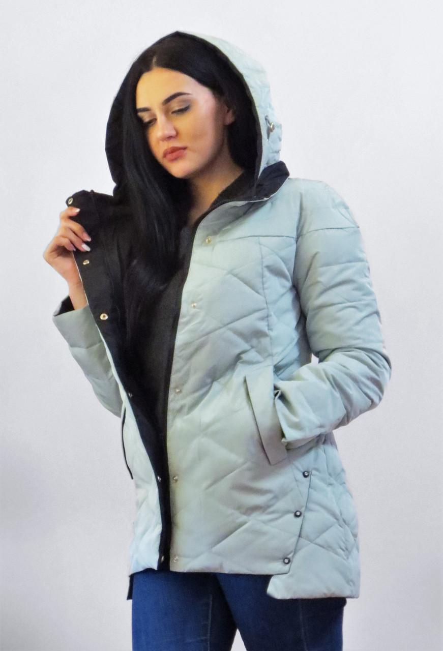 6e69b46ee Женская демисезонная куртка парка Фабричный Китай: продажа, цена в ...