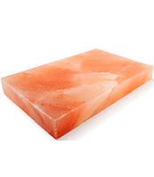 Гималайская розовая соль Плитка 30/20/5 см для бани и сауны