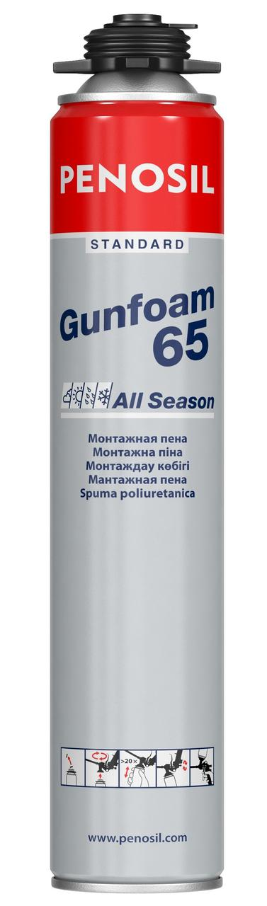 Пистолетная монтажная пена Penosil Standard Gunfoam 65