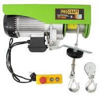 Подъемник электрический Procraft TP 1000