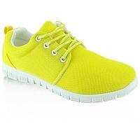 Желтые беговые кроссовки в категории кроссовки 41a051050d553