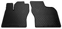 Резиновые передние коврики для Daewoo Racer 1986-1997 (STINGRAY)
