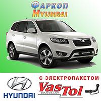 Фаркоп Hyundai