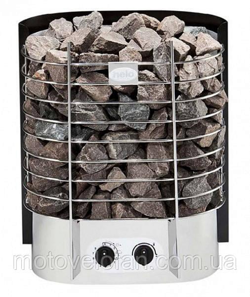 Электрокаменка для сауны и бани Helo RING WALL 80 STJ 8 кВт