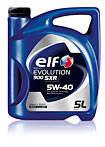 Моторное масло Elf EVOLUTION 900 SXR 5W-40 налив