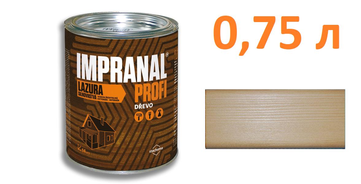 IMPRANAL PROFI Стійкий лазурний лак (Дуб; 0,75 л.)