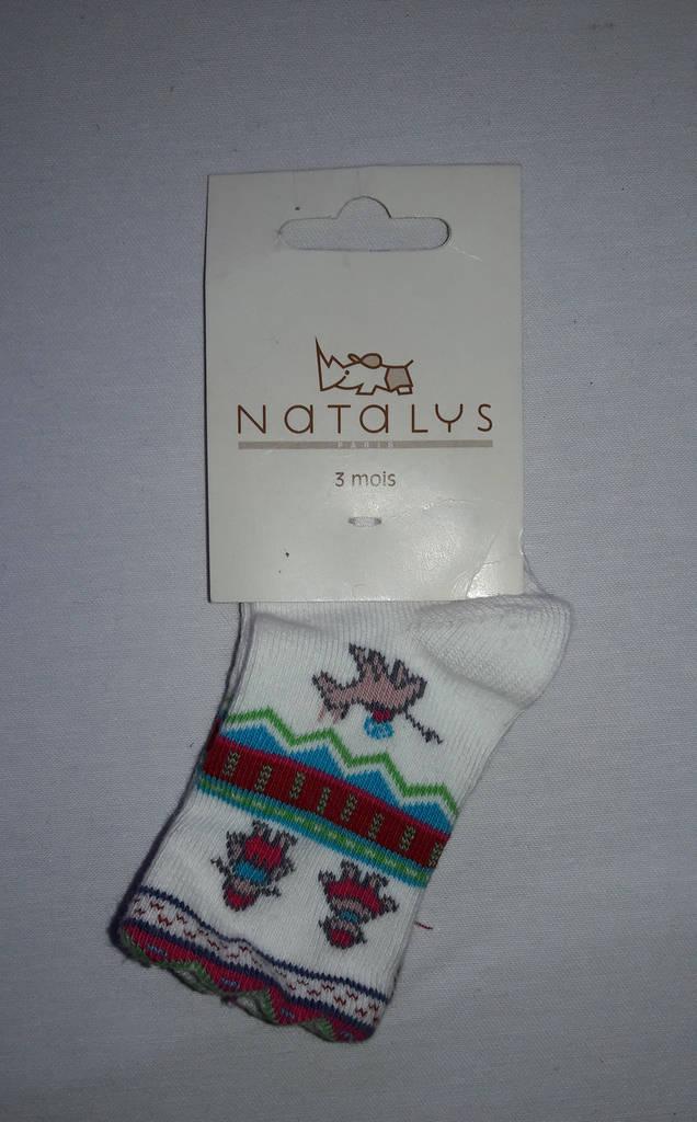 Носки для девочки Natalys 3 мес