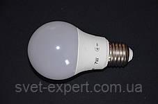 Светодиодная лампа Евросвет A-7-4200-27 7W 4200K E27 220V , фото 3