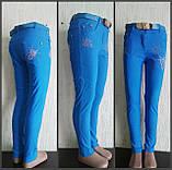 Котоновые штаны  для девочки,, фото 10
