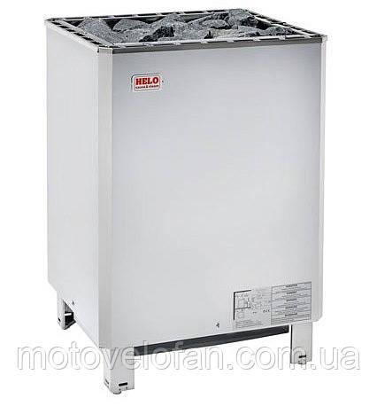 Электрокаменка для сауны и бани HELO SKLE 1501 хром 15 кВт
