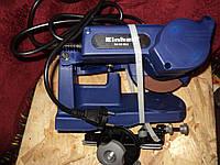 Точило Einhel BG CS 85 E для заточки ланцюгiв ципи верстак наждак з Нiметчини