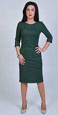 """Платье  """"юлия"""" из замшевой ткани, фото 3"""