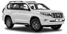 Рейлинги Toyota Prado 150 (2018-...)