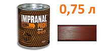 IMPRANAL PROFI Стійкий лазурний лак (Махагон; 0,75 л.), фото 1