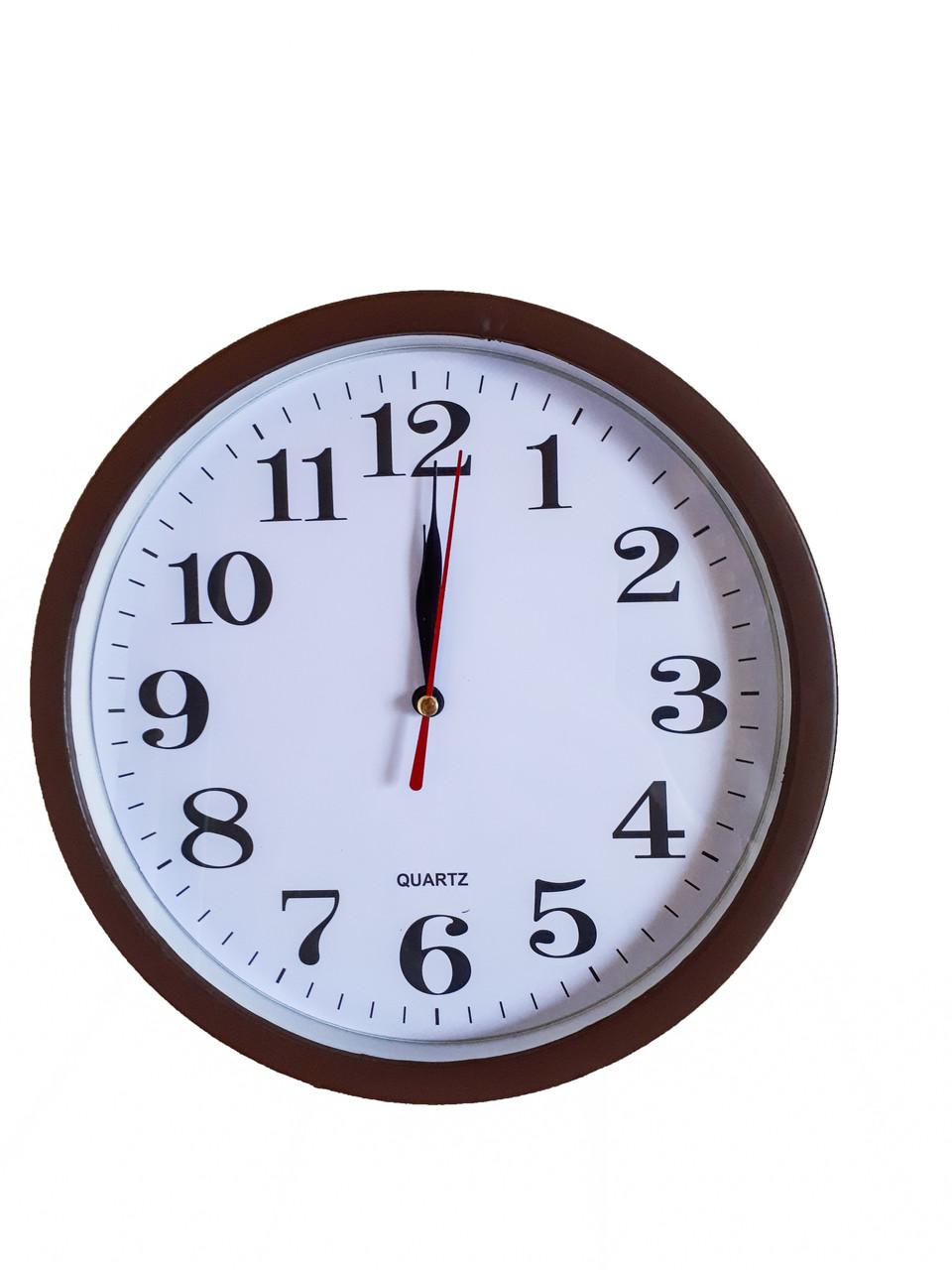 Часы настенные круглые Abееr 156RBR