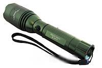 Тактический-подводный фонарики Police BSL-8619 Bailong 5000W