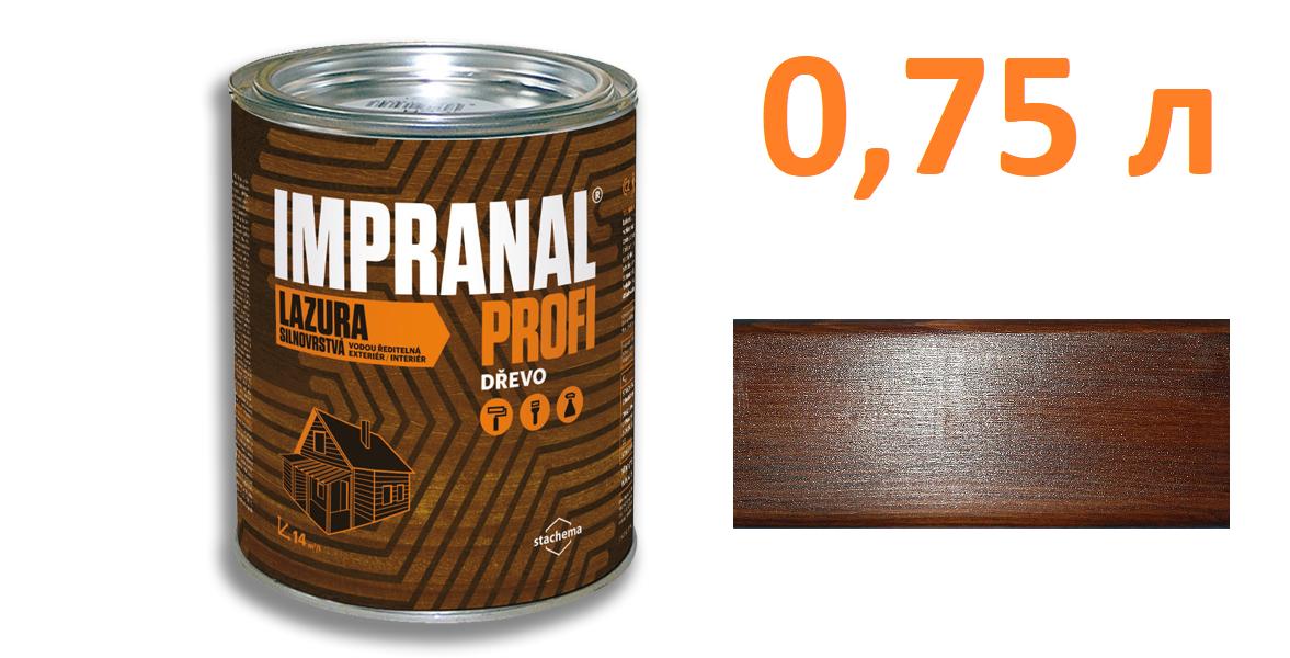 IMPRANAL PROFI Стійкий лазурний лак (Палісандр; 0,75 л.)