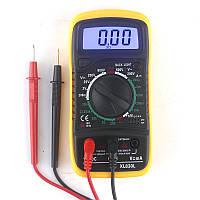 Цифровой мультиметр, тестер XL830L с Подсветкой, фото 1
