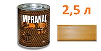 IMPRANAL PROFI Стійкий лазурний лак (Пінія; 2,5 л.), фото 1