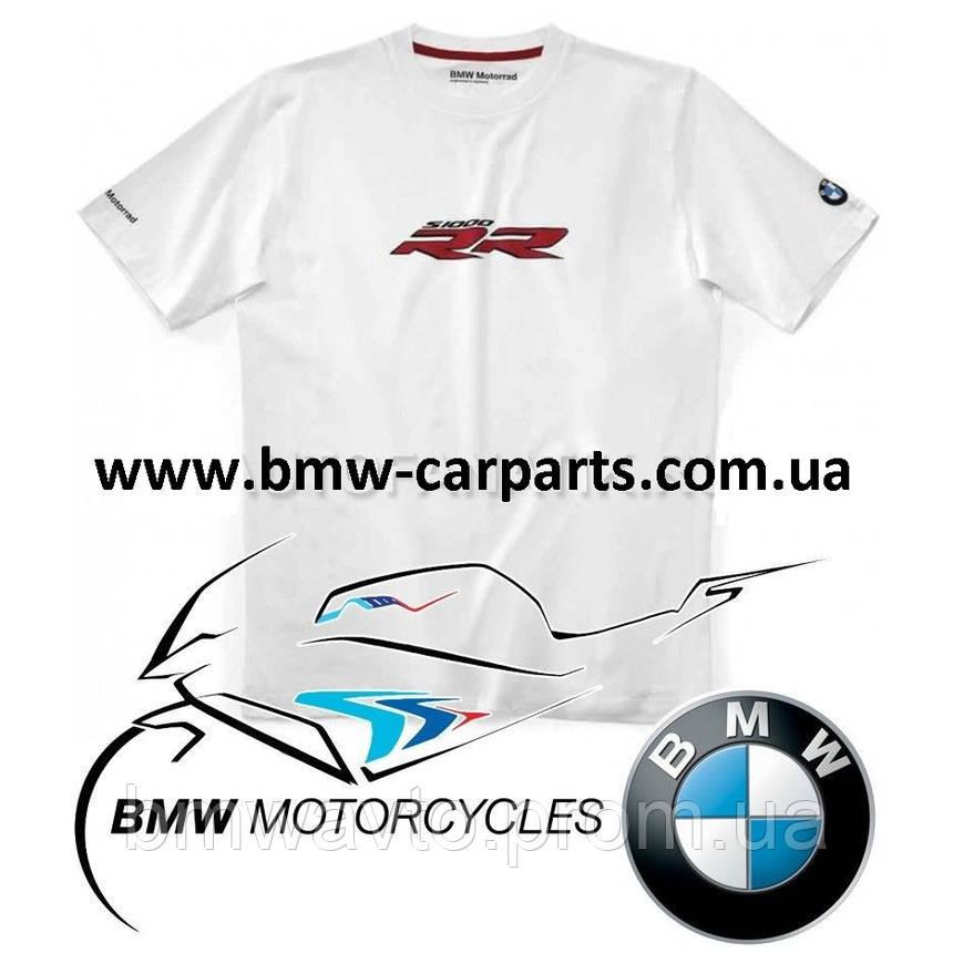 Мужская футболка BMW Motorrad T-shirt Men, фото 2
