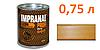 IMPRANAL PROFI Стійкий лазурний лак (Пінія; 0,75 л.)