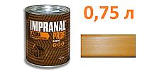 IMPRANAL PROFI Стійкий лазурний лак (Пінія; 0,75 л.), фото 1