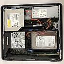 Системний блок DELL 780 SFF (Core 2 Duo E7500/2Gb DDR3/Video INTG/HDD 80GB /DVD), фото 3