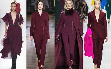 Модные цвета на весну - то, что будет в тенденции на 2018 год