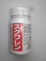 Сквален акулий. Замедляет старение.Востанавливает клетки.Препятствует развитию опухолей. Япония