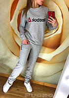 Спортивный костюм Reebok  42-44, бордо