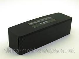 Bose SoundLink Mini Review, Atlanfa AT-7706, портативная колонка с MP3 Bluetooth FM, копия, черная, фото 3