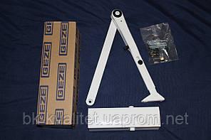 Дверной доводчик GEZE TS 1500 G с тягой, с фиксацией