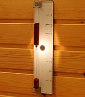 Песочные часы Cariitti с подсветкой для бани и сауны
