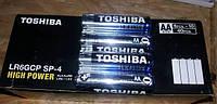 Батарейки Toshiba LR6/4/40 цена за 1шт