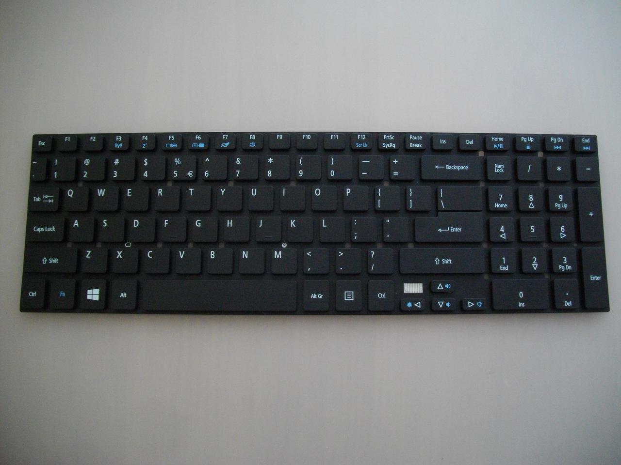 Клавиатура НОВАЯ Acer Aspire E1-522 Английская раскладка.