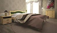 Кровать ТИС ЮЛІЯ 2 ( все размеры )