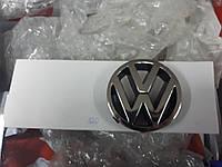 Эмблема значок на решетку радиатора Volkswagen VW Passat B3 1988-1993, 97 мм