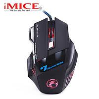 Игровая мышка IMICE ESTONE X7 3200 dpi LED подсветка Gaming USB 2.0