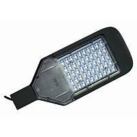 Светильник уличный EL-ST-02, 30Вт, 95-265В, 6400K, 2700Lm, SAN'AN LED, с линзами, IP65, ElectrO