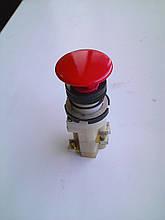 Кнопка КМЕ 5511 красная