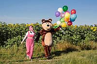 Ростовая кукла «Медведь»