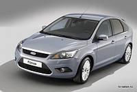 Ford Focus удаление сажевого фильтра, отключение EGR, чип-тюнинг