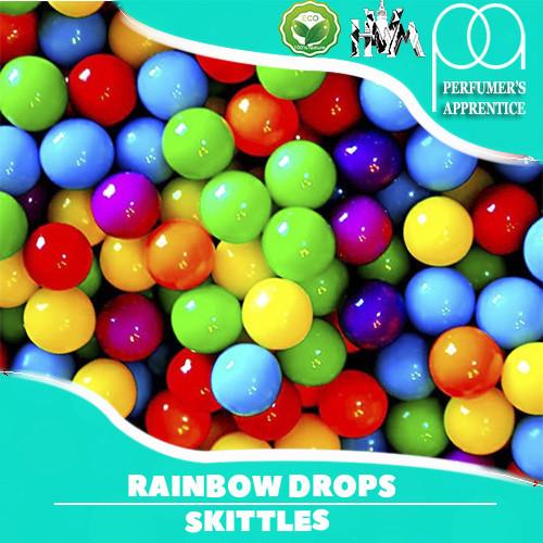 Ароматизатор TPA Rainbow drops Flavor (Skittles) 5 мл